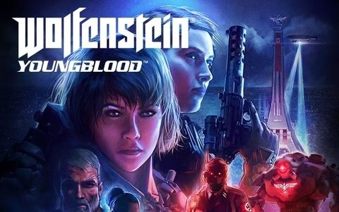 Wolfenstein: YoungBlood (Steam) (для ПК, цифровой ключ)