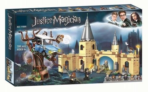 Конструктор Justice Magician 11005 Гремучая Ива