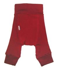 Шерстяные штанишки Babyidea, Бордовый