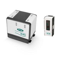 W-GV 10 дизельный генератор автомобильный с внешним инверторным блоком 10 кВА/8 кВт (230 В/ 50 Гц)