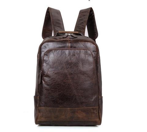 Кожаный Рюкзак Ajax Dark