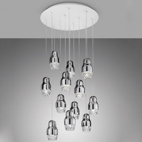 Подвесной светильник Axo Light Fedora 12