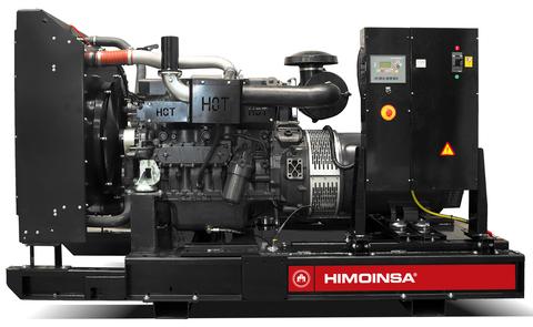 Дизельный генератор Himoinsa HIW-300 T5
