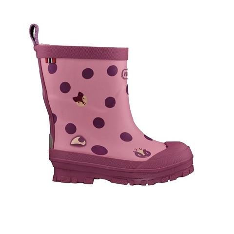 Резиновые сапоги Viking Hidden animals Pink