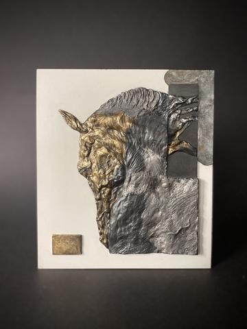 Панно из литьевого камня TRAKENEN (200х225) С4/100