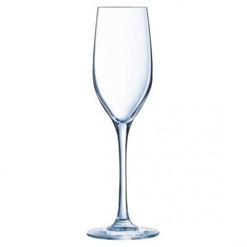 Набор из 6-и бокалов для шампанского  170 мл, артикул L9947. Серия Sequence