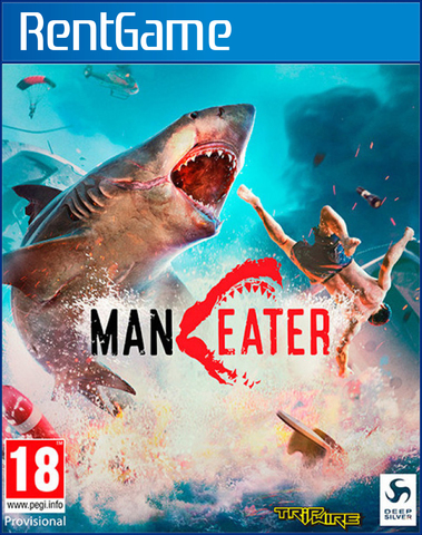 Maneater PS4 | PS5