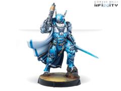 Knight Of Justice (вооружен Spitfire)