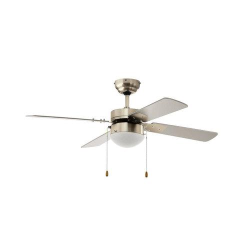 Потолочный вентилятор со светильником  Eglo GELSINA 35041