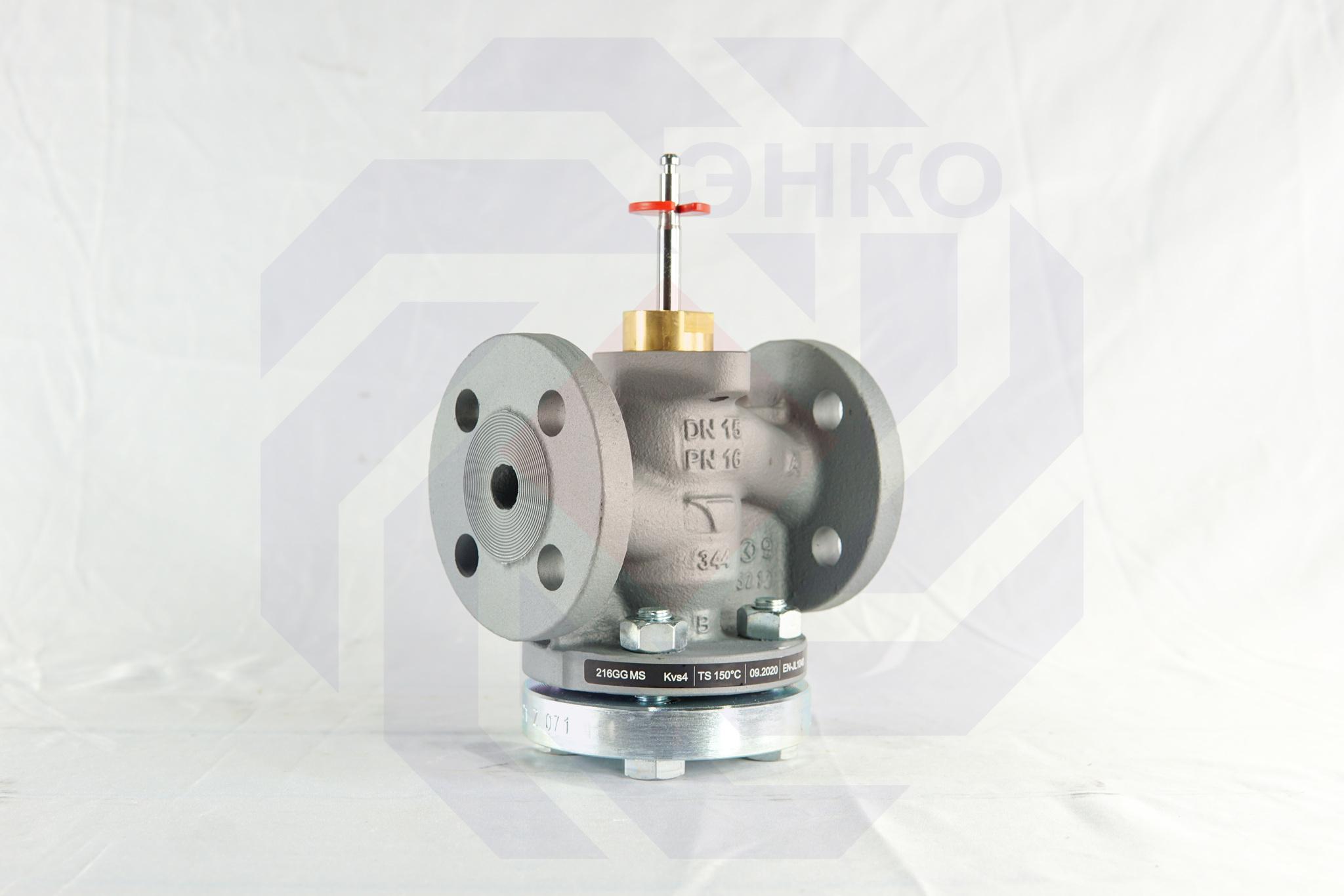 Клапан регулирующий двухходовой IMI CV216 GG DN 15