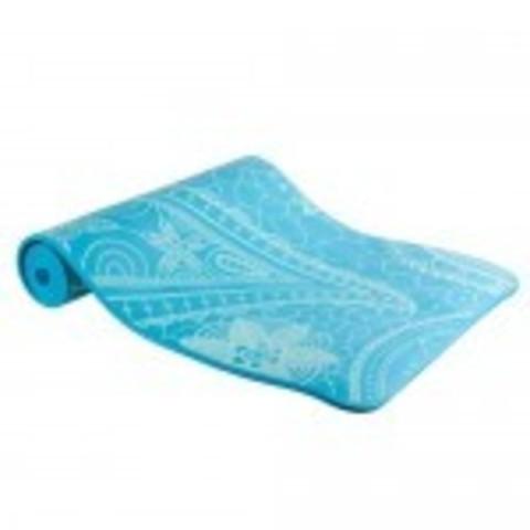 Коврик гимнастический BF-YM05 183*61*1,0 см. (синий) (38713)