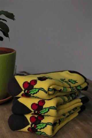 Носки «Кофейная ветка»