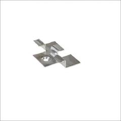 Стальная клипса для террасной доски GD (150*26)