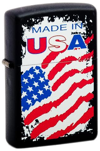 Зажигалка Zippo Made in USA