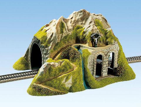 Noch 02220 Туннель прямой однопутный,1:87