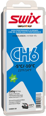 Парафин Swix CH6X-18 (-5/-10) 180 гр.