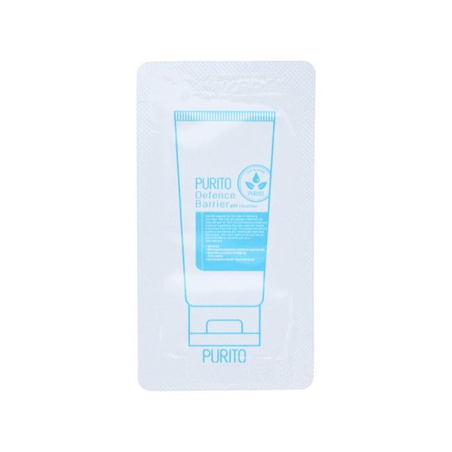 Пенки для умывания Пенка для умывания PURITO ПРТ Defence Barrier Ph Cleanser (sample) Purito-Defence-Barrier-pH-Cleanser-Sample.jpg