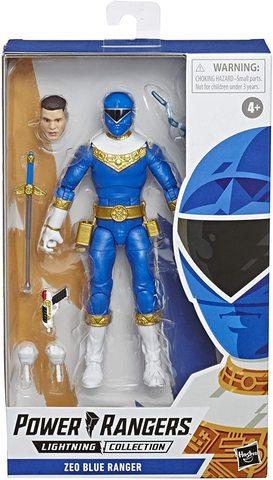 Power Rangers Lightning Collection – Zeo Blue Ranger