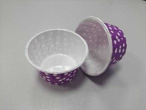 Бумажные капсулы усиленные для капкейков 5*6 h=4