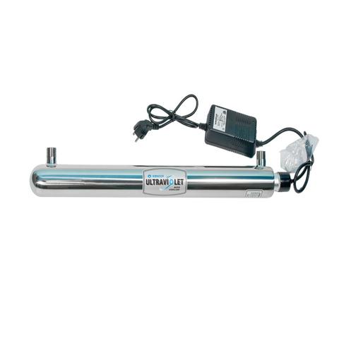 Стерилизатор Воды Ультрафиолетовый Wonder Lignt HE-360 (комплект, 1,36м3/ч, ресурс лампы 8000/9000 ч.)