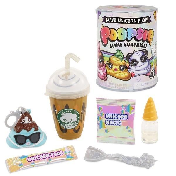 Набор-слайм Poopsie Slime Surprise 1 серия от MGA Entertainment