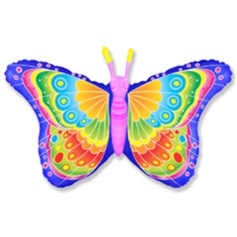 F Бабочка кокетка, Фуше, 32