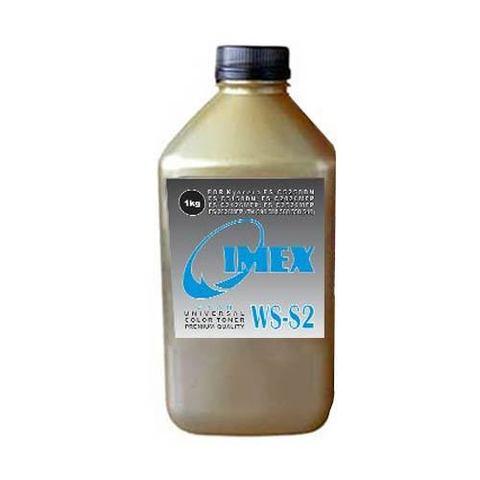 Тонер IMEX WS-S2-C голубой для Kyocera FS Color, универсальный 1000 гр.