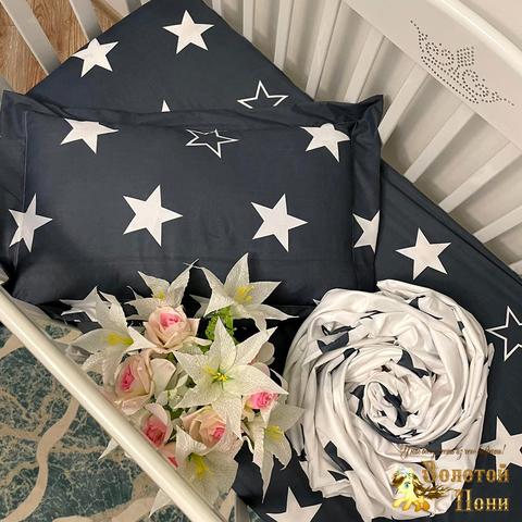 Комплект постельного белья в детскую кроватку (0+) 210414-Ф41156