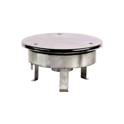 Водозабор с антивихр. крышкой д.250 (плёнка) G2,5
