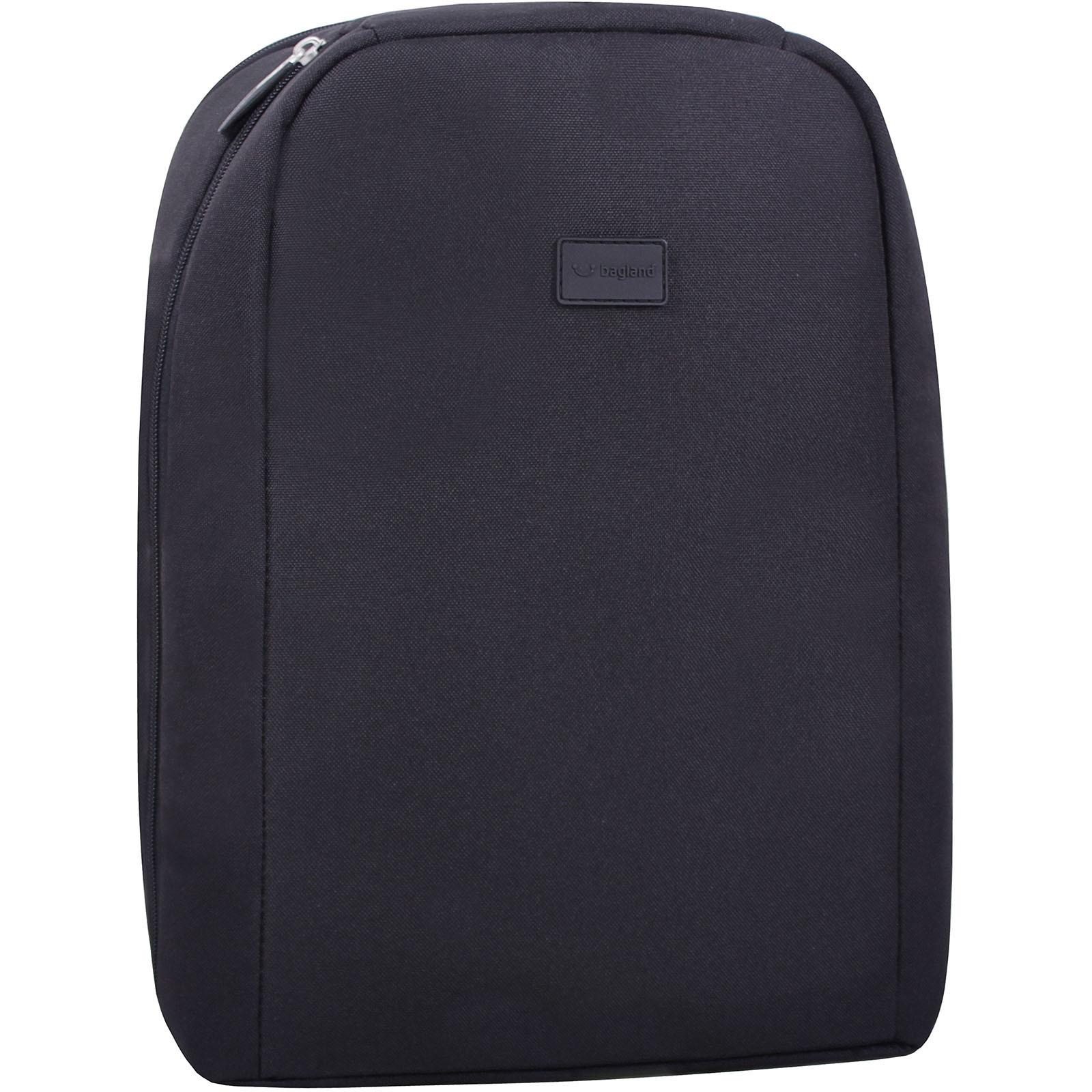 Мужские рюкзаки Рюкзак для ноутбука Bagland Joseph черный (0012766) IMG_2977.JPG