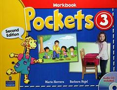 Pockets 2nd Ed 3 WB +CD