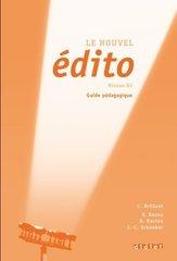 Le nouvel Edito B2 Guide pedagogique