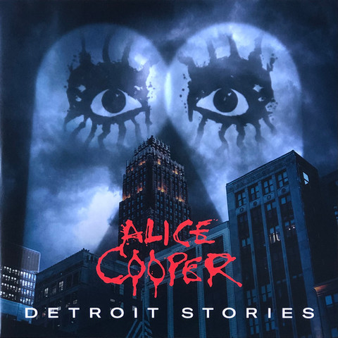 COOPER, ALICE : Detroit Stories