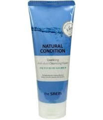 Natural Condition Sparkling Cleansing Foam