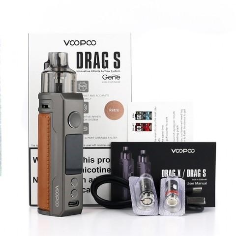 Набор Drag S Pod-Mod Kit by Voopoo 2500mAh 4.5ml
