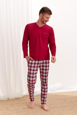 Мужская пижама 20W Tymon 2456-01 Taro