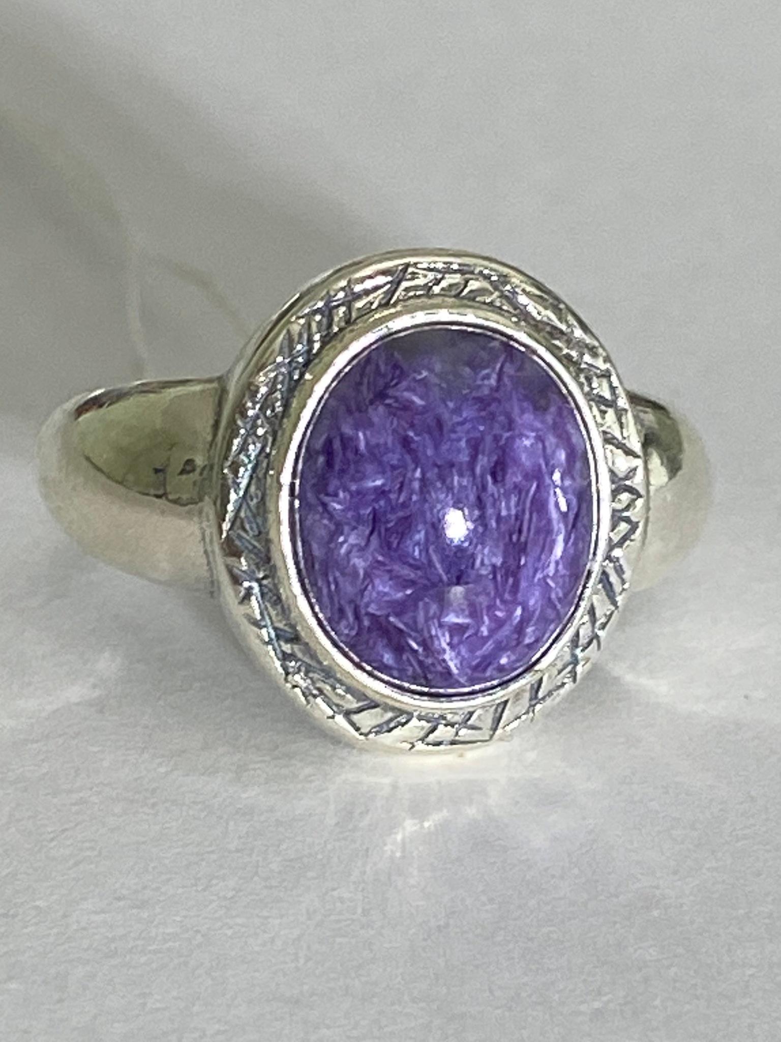 Lucet-1 (кольцо из серебра)