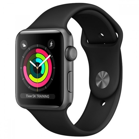 Apple Watch Series 3 Apple Watch Series 3, 38 мм, «серый космос» black.jpg