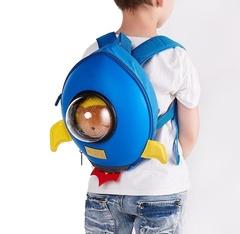 Детский рюкзак Ракета