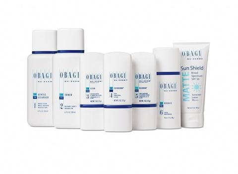 Система Obagi Nu-derm® FX для нормальной и сухой кожи, Obagi Medical