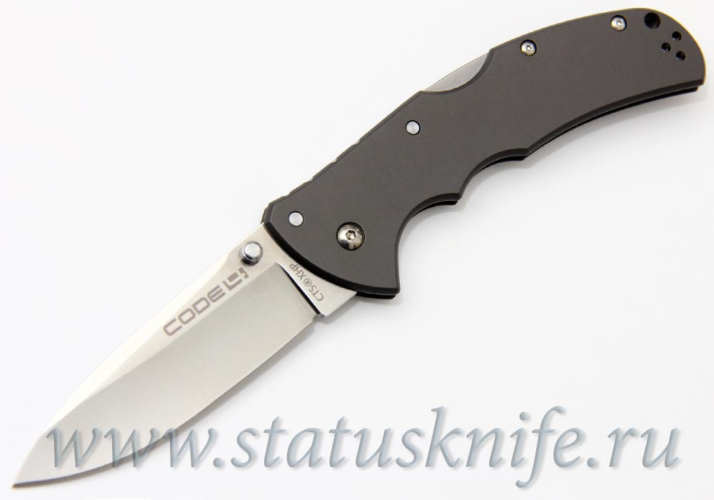 Нож Cold Steel Code 4 Spear Point CS58TPCS - фотография