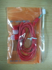 Наушники вакуумные S-Music Start CX-115 red