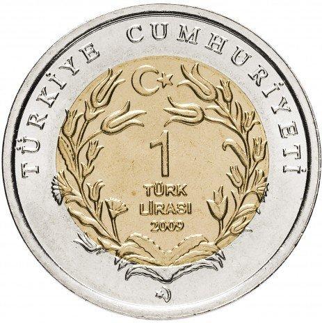 Комплект из двух монет 1 лира
