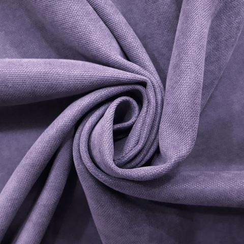 Канвас - ткань для штор - сиреневый. Ширина - 280 см. Арт. 2
