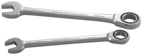 W45118 Ключ гаечный комбинированный трещоточный, 18 мм