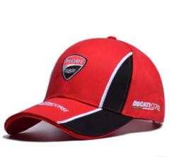 Бейсболка Ducati (Кепка красная Дукати)