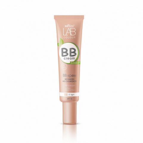 BB крем без масел и силиконов LAB colour Тон 01 Light , 30 мл ( Белита )
