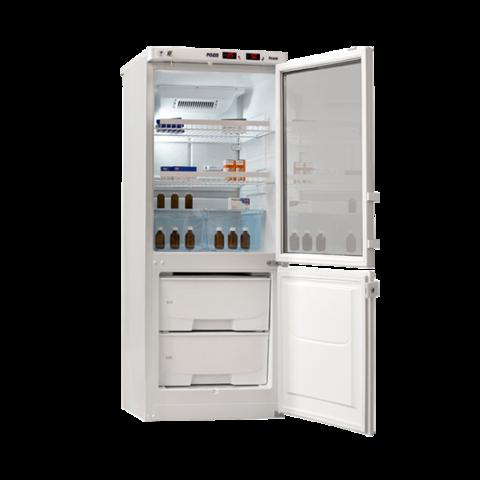 Холодильник лабораторный ХЛ-250 Позис комбинированный - фото