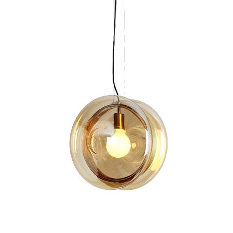 Подвесной светильник копия Orbital by Bomma (ятарный)