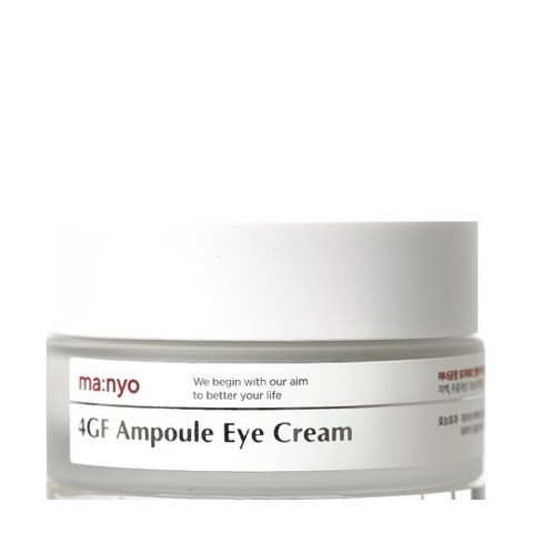 Купить Manyo Factory 4GF EYE CREAM - Крем для кожи вокруг глаз с 4 факторами роста